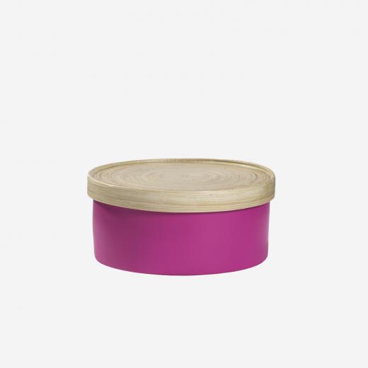 Bambus æske S Pink