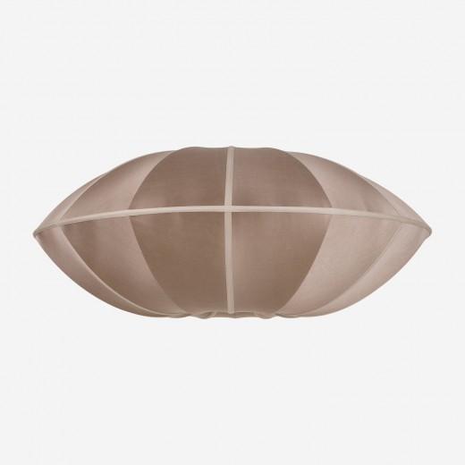 Lampeskærm Indochina Rosebrown UFO
