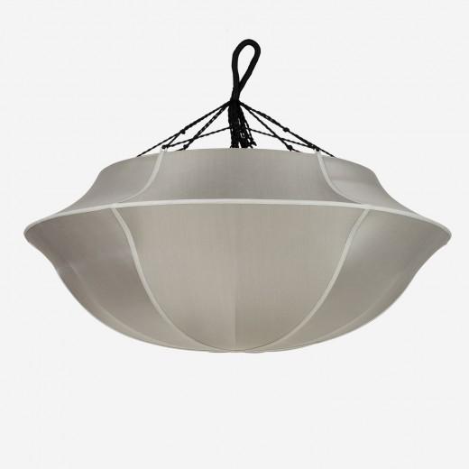 Lampe Indochina Grå Umbrella