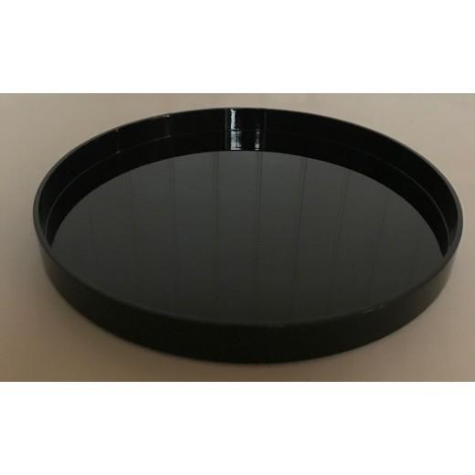 Lakbakke round 45x4 black