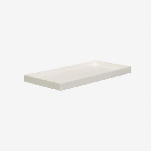 Lakbakke 32x16 white