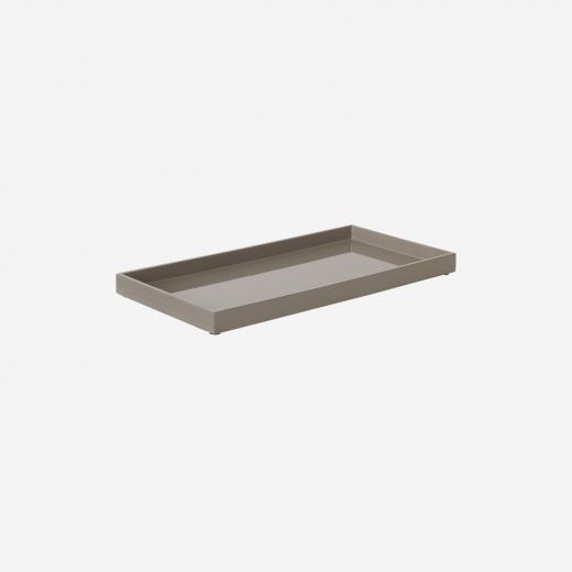Lakbakke 32x16 brown grey
