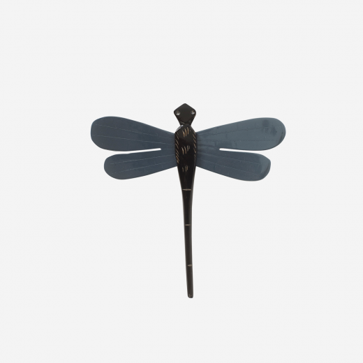 Dragonfly demin blue