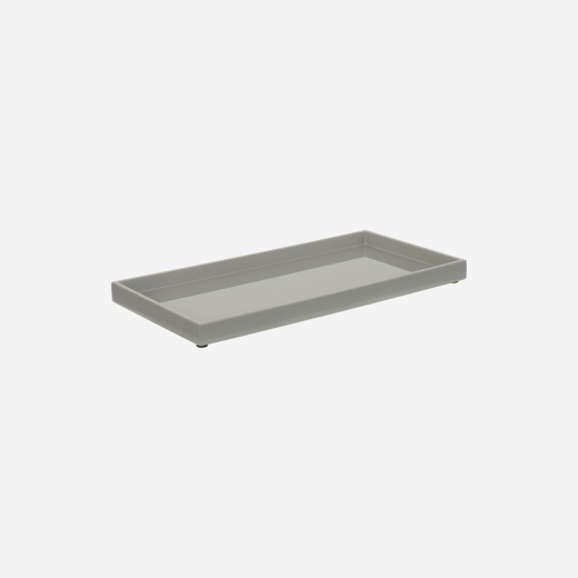 Lakbakke 32x16 stick grey