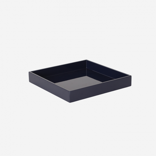 Lakbakke 20x20 dark blue