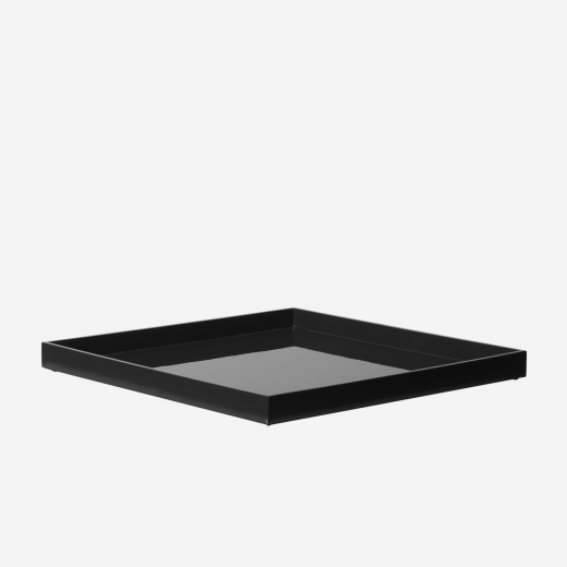 Lakbakke 33x33 black