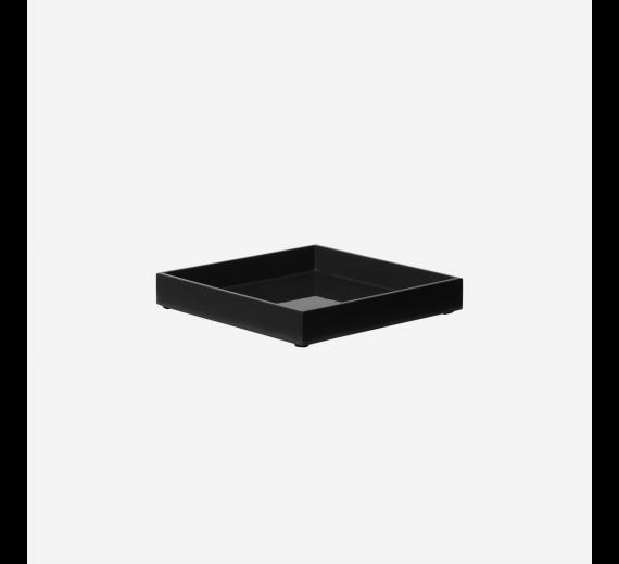 Lakbakke 20x20 black