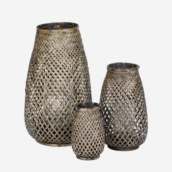 Bambus lanterne M-20