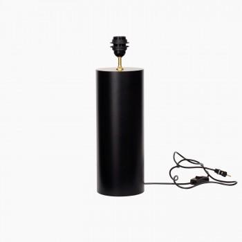 LampefodroundmatblackS-20