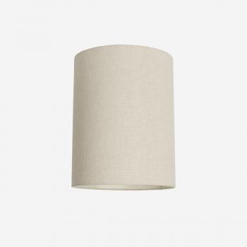 Lampeskærm hør 30x39-20