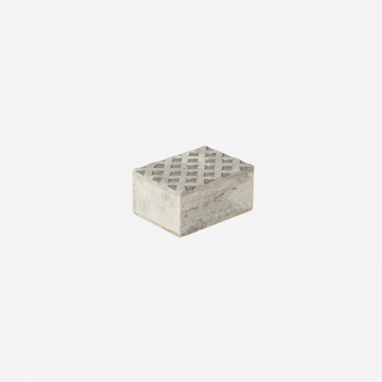 Sten æske S grey-20