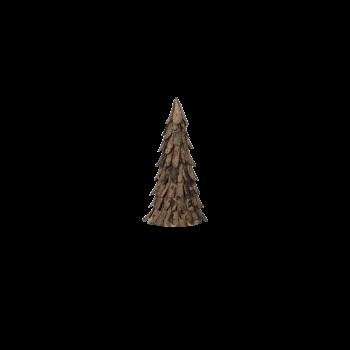 Juletræ med træstykker, S-20