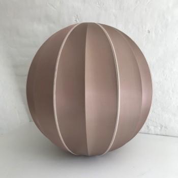 LampeskrmIndochinaRosebrownRoundXL-20