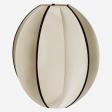 Lampeskærm Indochina-Oval B