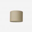 Lampeskærm, råsilke, kit 40x30