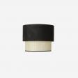 Lampeskærm Paris-2 black