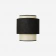 Lampeskærm Paris-3 black