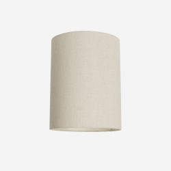 Lampeskærm hør 30x39