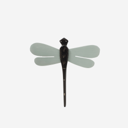 Dragonfly dove blue