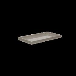Lakbakke 32x16 cool grey