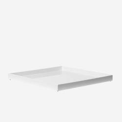 Lakbakke 33x33 white